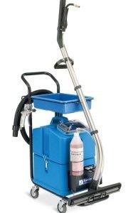 Limpieza y sanitización completa de espacios amueblados